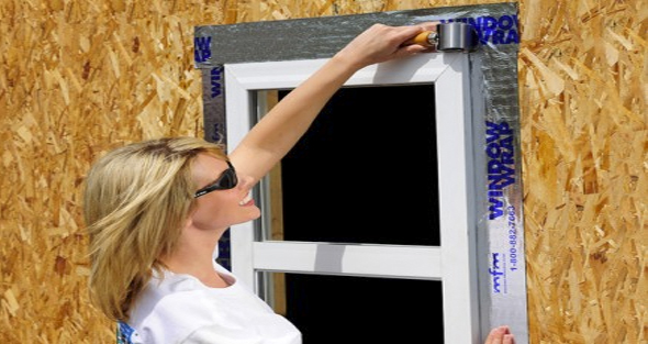 Window And Door Flashing Tape Hardware Retailing