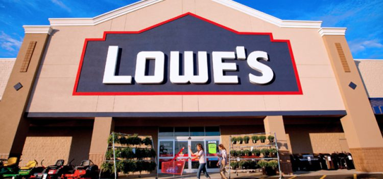 Lowe's Reports Q1 Growth