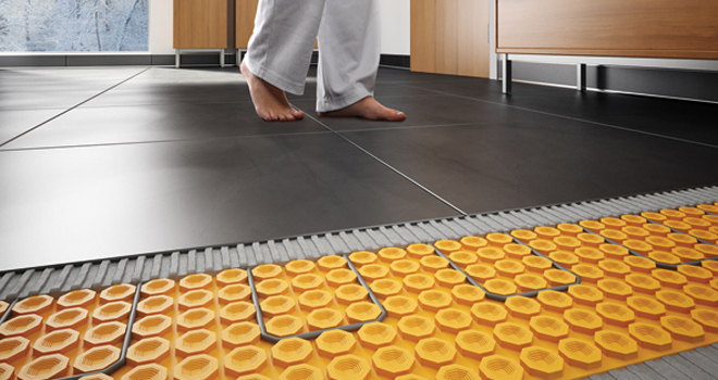 Heated Floors Technology Hardware Retailing