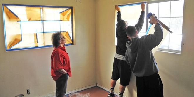 NRHA Matching Grant Funds House Renovations