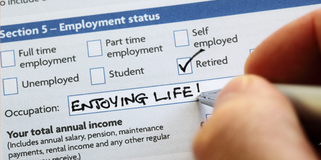 How Do You Want To Spend Your Retirement Years?