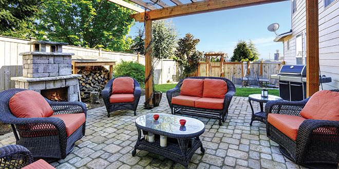 Five Trends in Outdoor Living