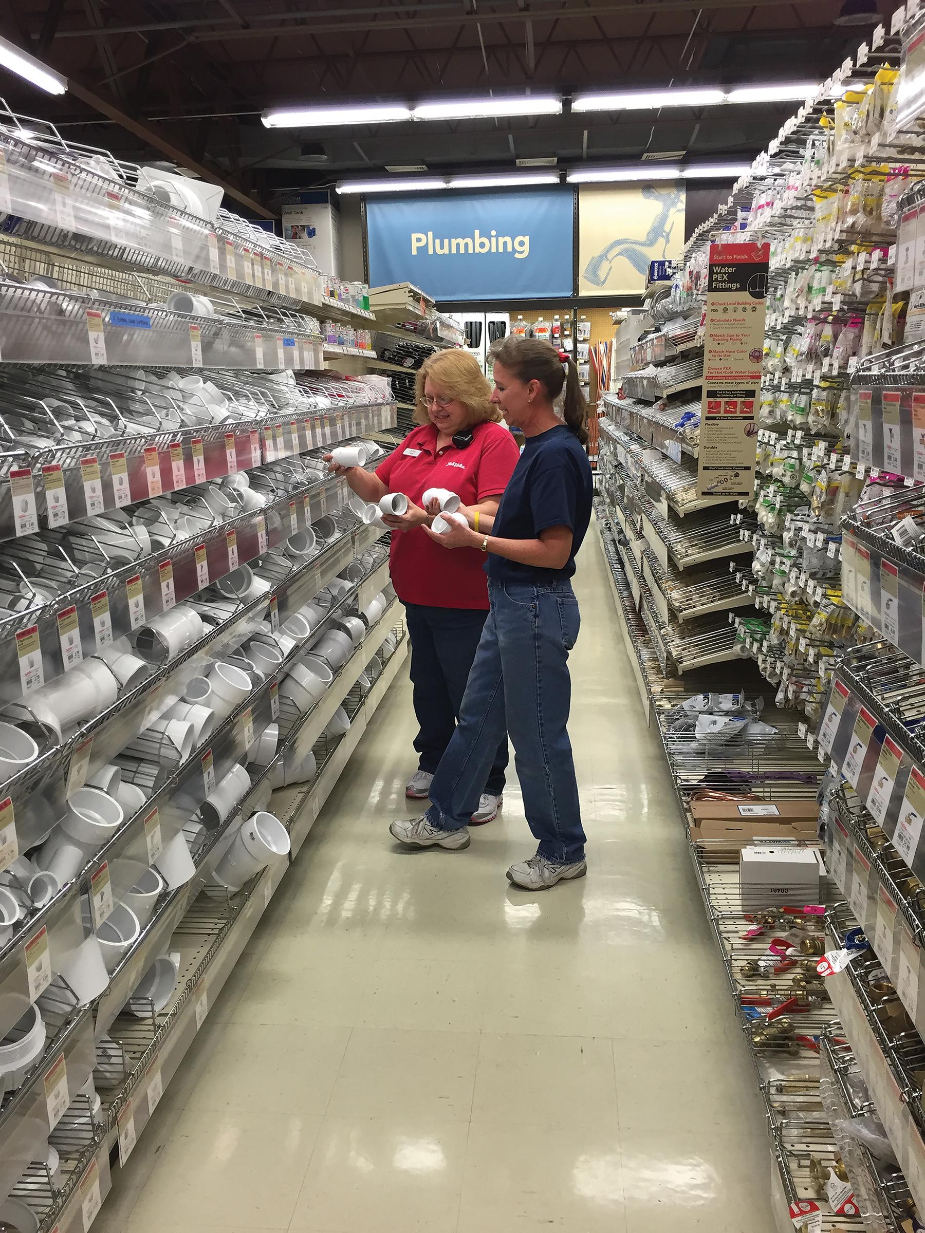 Five Tips for Better Serving the Pro Plumber Market   Hardware Retailing
