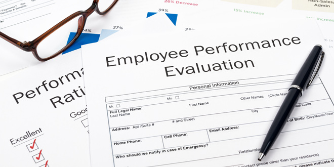 Employee Evaluation Form  Hardware Retailing