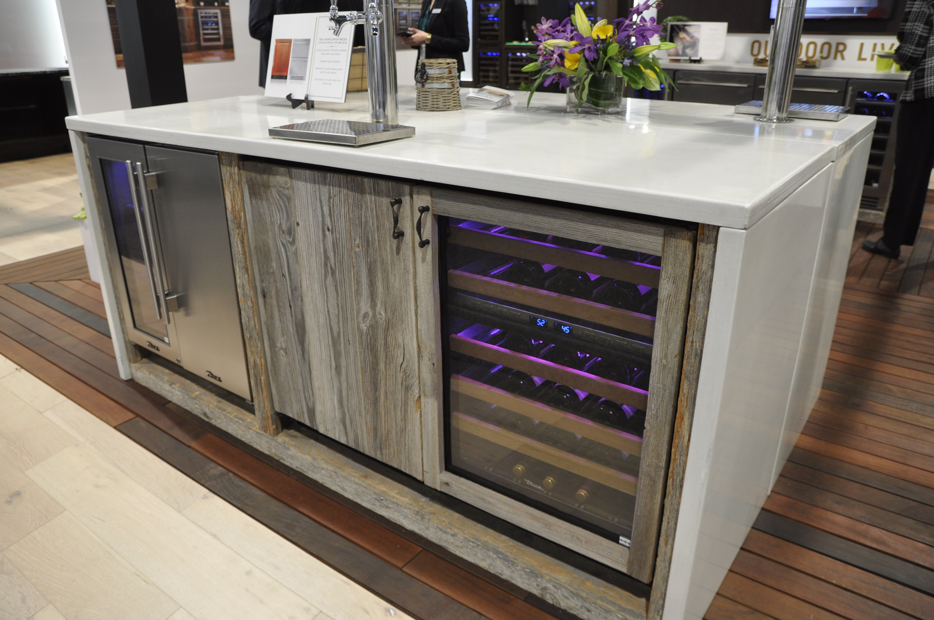 Trends Seen At Kitchen Bath Industry Show Hardware Retailing