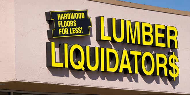Attorneys: Lumber Liquidators' $36M Settlement Excludes the Injured
