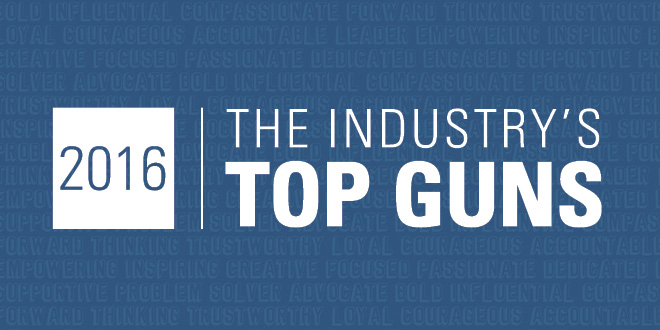 Four Retailers Chosen as Industry's Top Guns for 2016