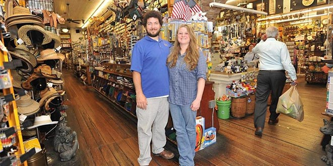 Historic Store Opened During the California Gold Rush