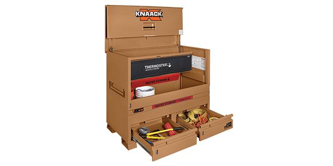Heated Storage Unit