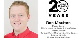 2016 Young Retailer of the Year: Dan Moulton