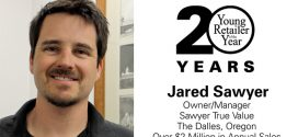 2016 Young Retailer of the Year: Jared Sawyer