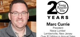 2016 Young Retailer of the Year: Marc Currie