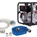 Gas Engine Pump and Hose Kit