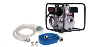Gas Engine Pump and Hose Kit