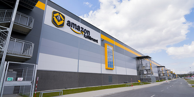 Investment in Distribution a Priority for Amazon