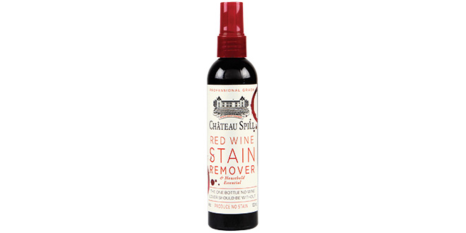 red wine stain remover hardware retailing. Black Bedroom Furniture Sets. Home Design Ideas
