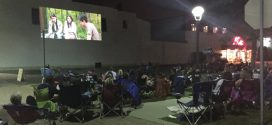 Hardware Store's Movie Night Brings Community Together