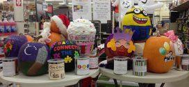 Retailer Promotes Pumpkins for a Purpose