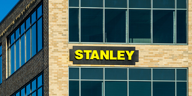 Stanley to Buy $1.95B Tool Business, and It's Not Craftsman