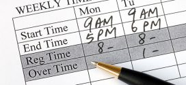 Change of Plans for Overtime Law