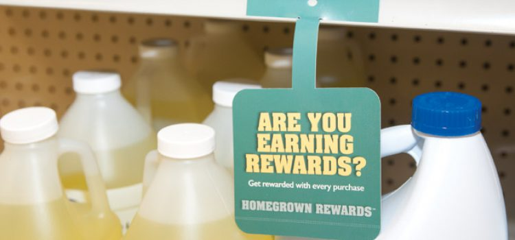 Loyalty Program Keeps Customers Coming Back
