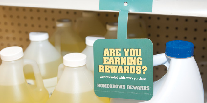 Loyalty Program Keeps Customers Coming Back