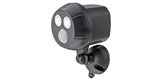 Motion Sensored Outdoor Fixture
