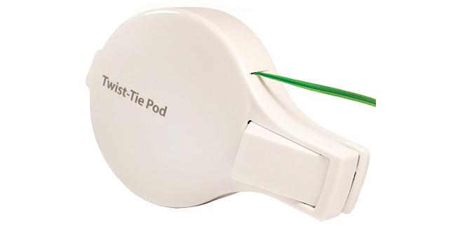 Twist Tie Pod