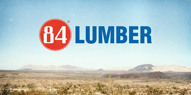 Super Bowl Ad Causes 84 Lumber Website Crash