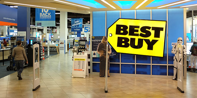 Best Buy Outlet Stores Sell Discounted Appliances