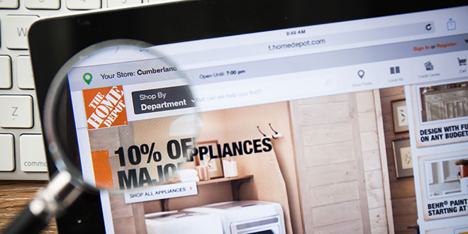 Home Depot Recognized for 'Bold E-Commerce Strategy'