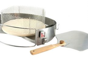 Grill-Top Pizza Oven