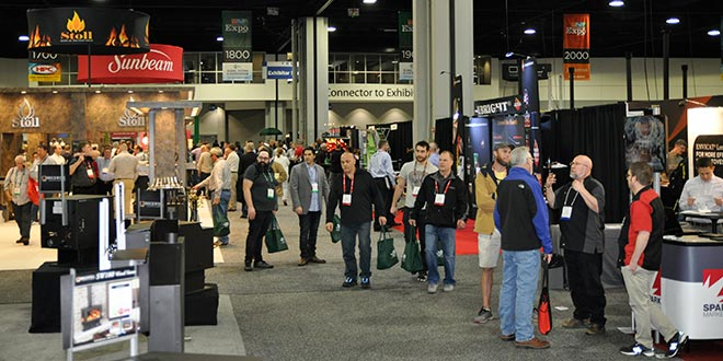 Trends on Display at the 2017 Hearth, Patio and Barbecue Expo