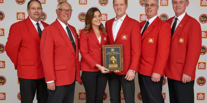Former Young Retailer of the Year's Store Honored by Home Hardware