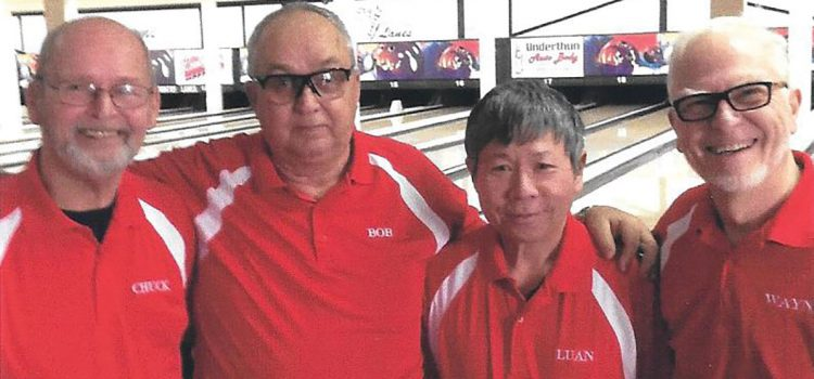 Store's Bowling Team Keeps On Rolling