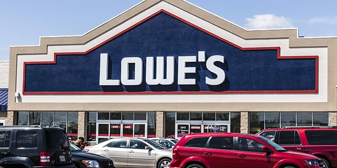 Lowe's Phasing Out Paint Removers Containing 2 Chemicals