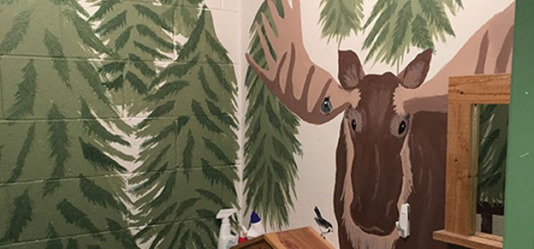 Montana Hardware Store Keeps Up Mural Tradition