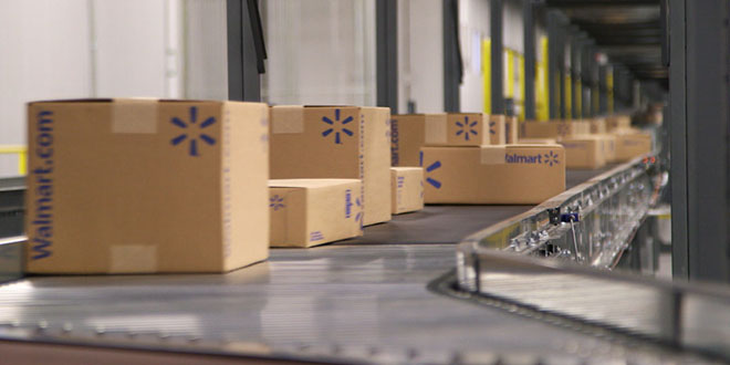 Walmart Invests in E-Commerce With Tech Incubator Store No. 8