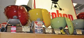 ND Retailer's Collection Showcases Grill Memorabilia