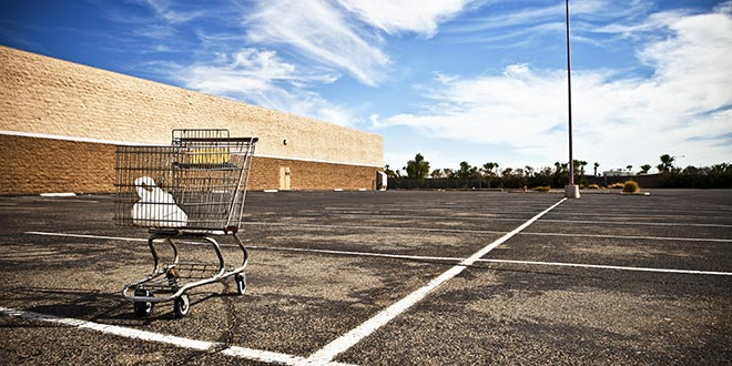 Shuttered Retail Spaces Can Lead to Increased Crime