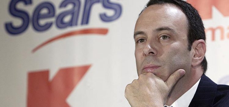 Sears Taking Another Loan From CEO Edward Lampert