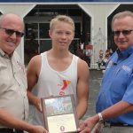 Eagle Scout earns his wings