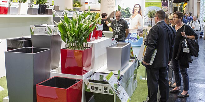 More Than 2,000 Exhibitors Expected at International Garden Fair