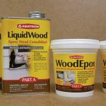 Wood Repair Epoxy