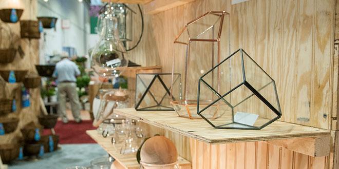 Popular Themes at Garden Show Include Technology, Millennials, Urban Gardening