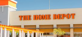 Home Depot Reports Historic Quarterly Sales