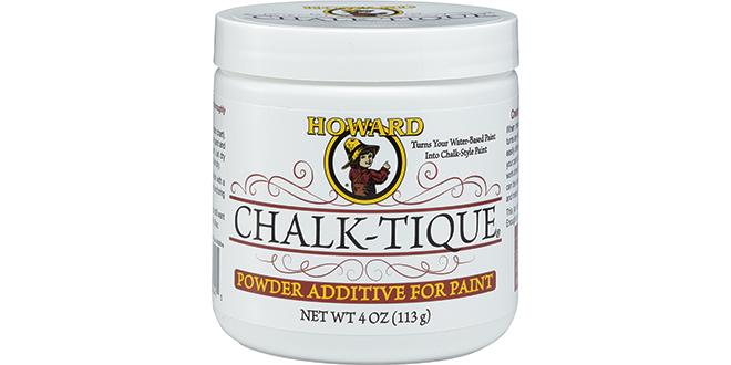 Chalk Paint Additive