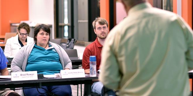 NRHA's Management Program Graduates Set Sights on the Future