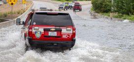 Houston Retailer Regroups as Hurricane Harvey Weakens