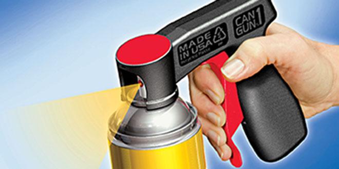 Premium Spray Can Tool